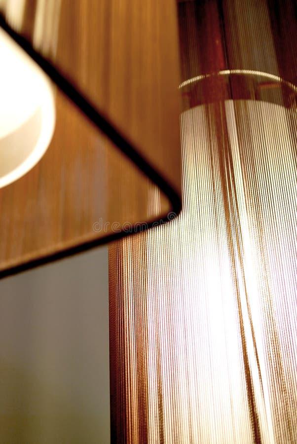 nuances de lampes brunes images libres de droits