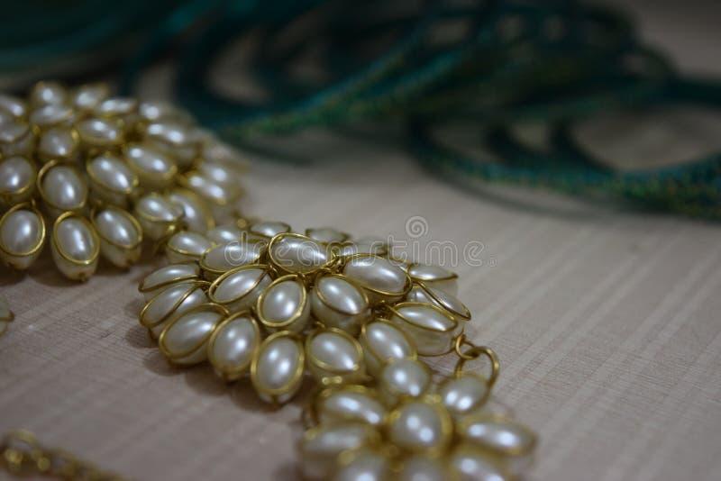 Nuances des bijoux photos stock