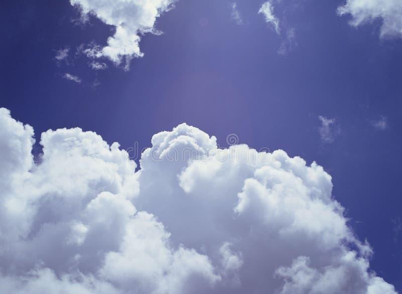 Nube foto de archivo libre de regalías
