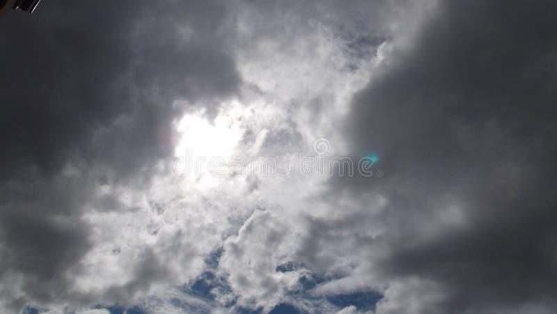 Nube foto de archivo