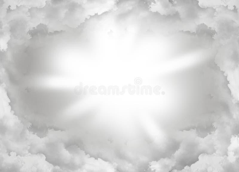 Nube astratta fotografia stock libera da diritti