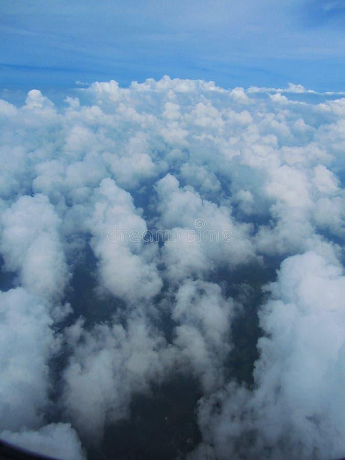 Nube bianca immagini stock libere da diritti