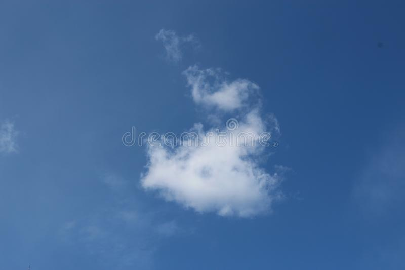 Nube del beso de Hershey fotos de archivo libres de regalías