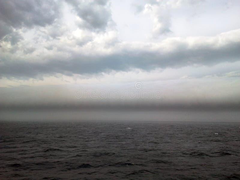 Nube del rollo imagen de archivo