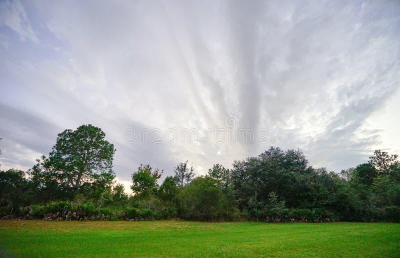 Nube tropical fotos de archivo libres de regalías