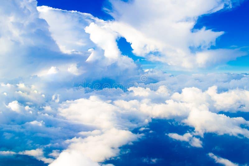 Nube y cielo hermosos imágenes de archivo libres de regalías