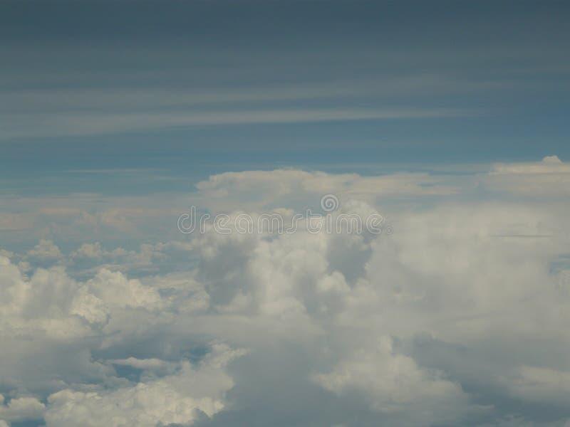 nubes, σύννεφα στοκ φωτογραφίες