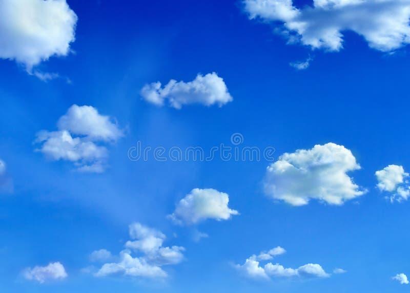 Nubes fotografía de archivo libre de regalías