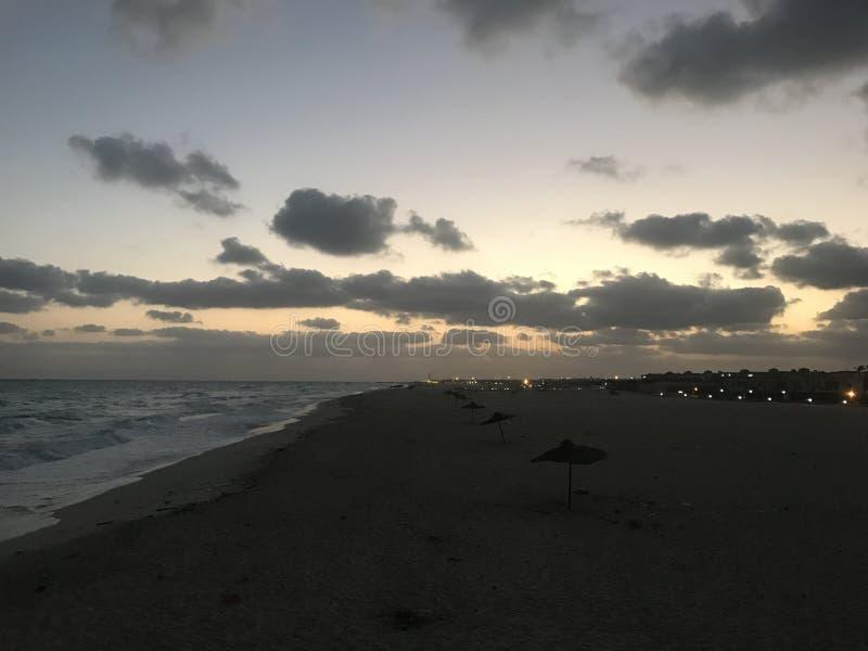 Nubes 5 foto de archivo