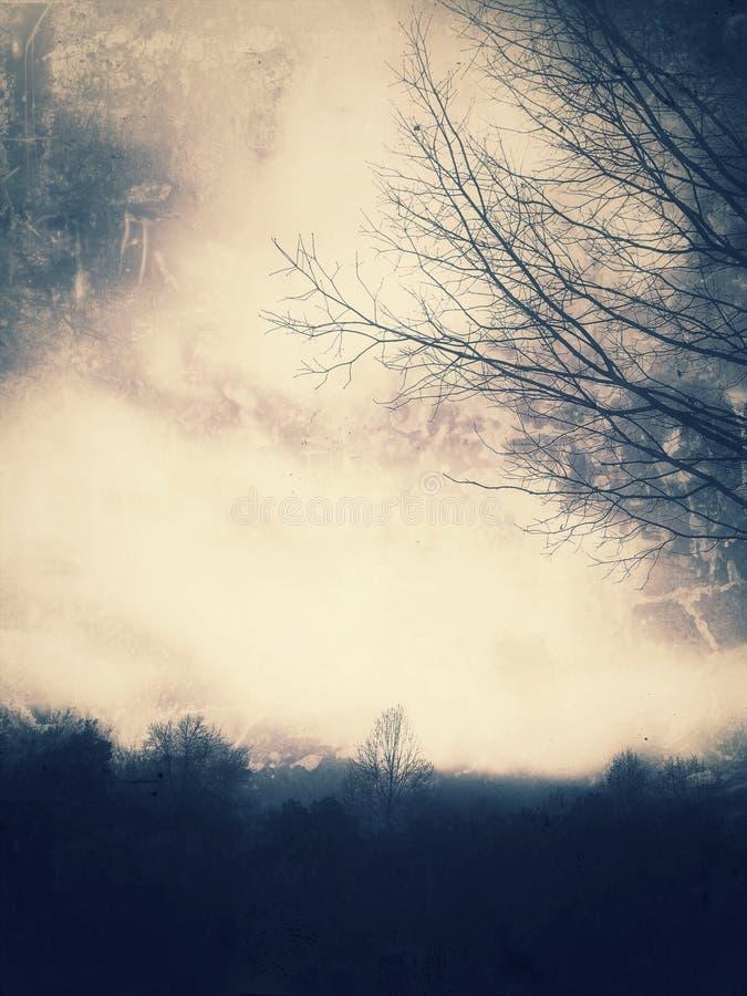 Nubes abstractas imágenes de archivo libres de regalías