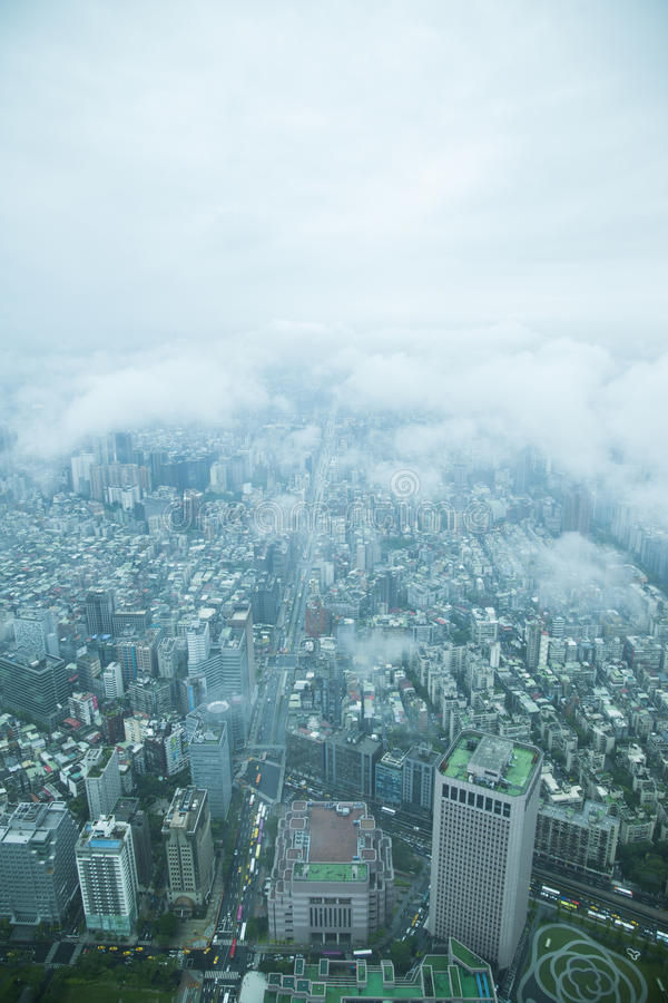 Download Nubes Que Pasan Por Alto La Torre De Taipei 101 En Taipei En Rey Imagen de archivo - Imagen de señal, paisajes: 41915159