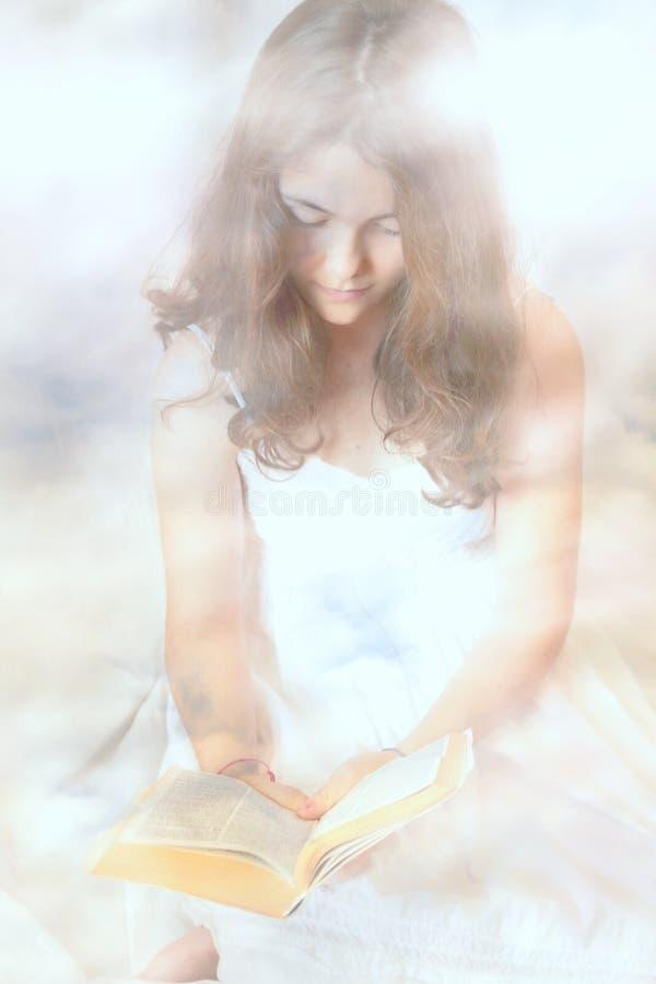 Nubi di angelo fotografie stock libere da diritti
