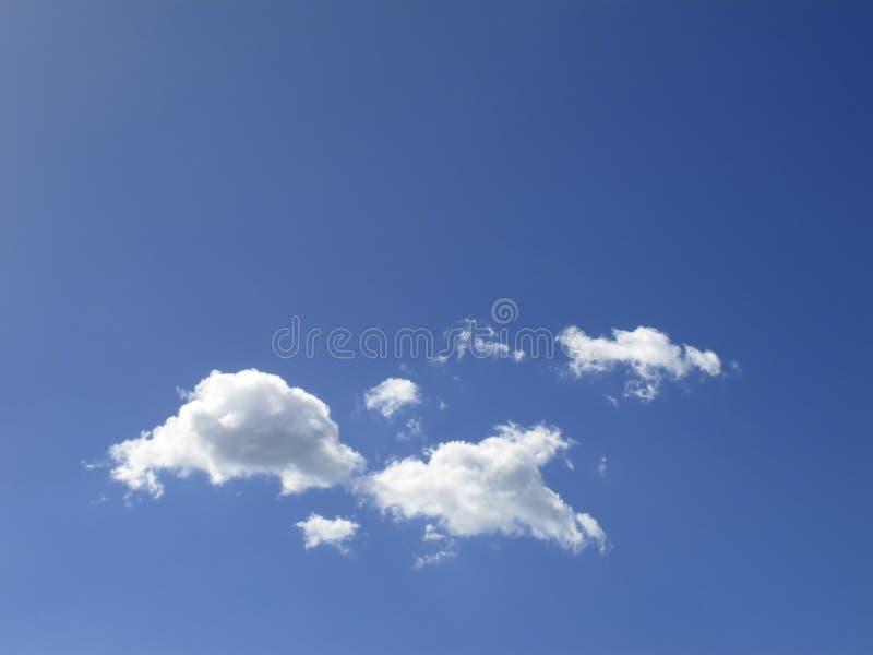 Nubi e cielo immagine stock libera da diritti