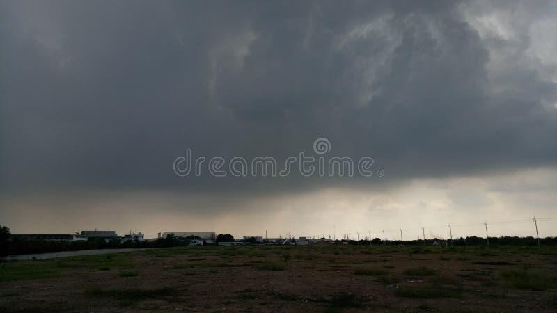 Nubla-se tempestades fotos de stock royalty free