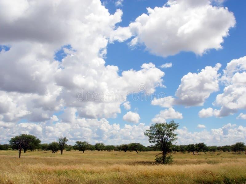 Nublado Foto de archivo