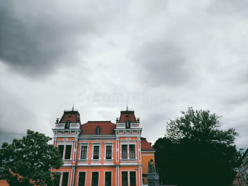 nublado imágenes de archivo libres de regalías