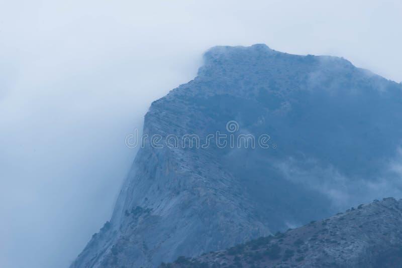 nubosidad foto de archivo