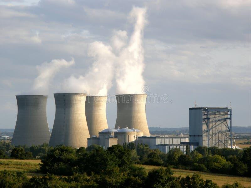 Nuclear foto de stock