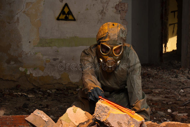 Download Nuclear breakdown stock photo. Image of dangerous, environment - 14484334