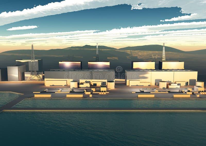Download Nuclear Power Plant Fukushima, Japan Editorial Image - Image: 19255500