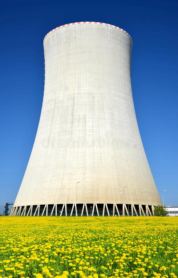 Download Nuclear Power Plant Temelin Stock Photo - Image of landscape, atomic: 39239682