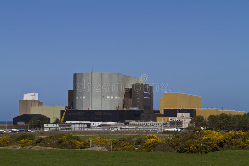 Download Nuclear Power Station stock photo. Image of electrical - 19422244