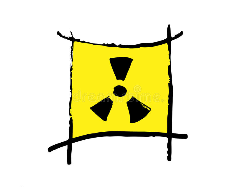 Download Nuclear Radiation Symbol Royalty Free Stock Image - Image: 18769736