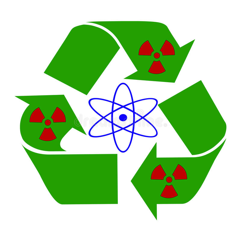 Download Nuclear Recycling Royalty Free Stock Images - Image: 26845739