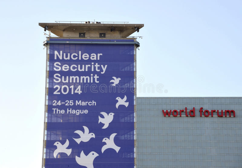 Download Nuclear Security Summit 2014 Editorial Stock Image - Image: 38668029