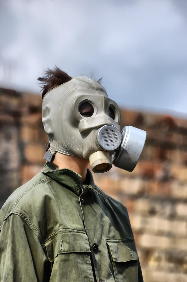 Download Nuclear tourist stock image. Image of soldier, teen, destruction - 13908815
