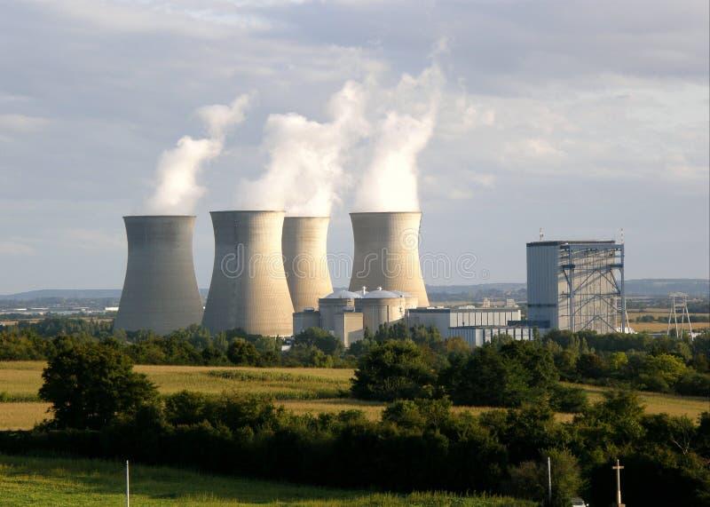 Nucleare fotografia stock