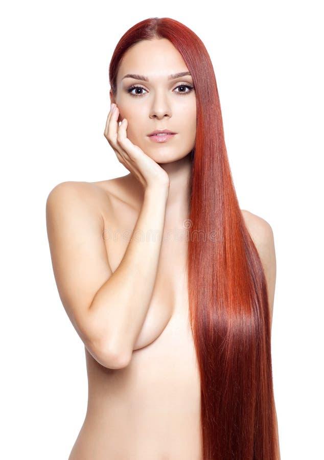 Red hair women naked-1635