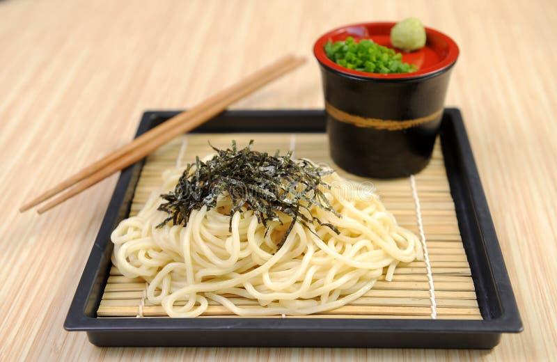 Nudel Japan royaltyfria bilder