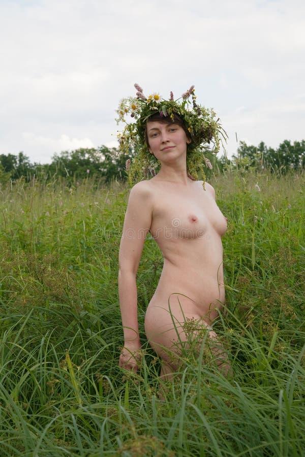 Female free nudity