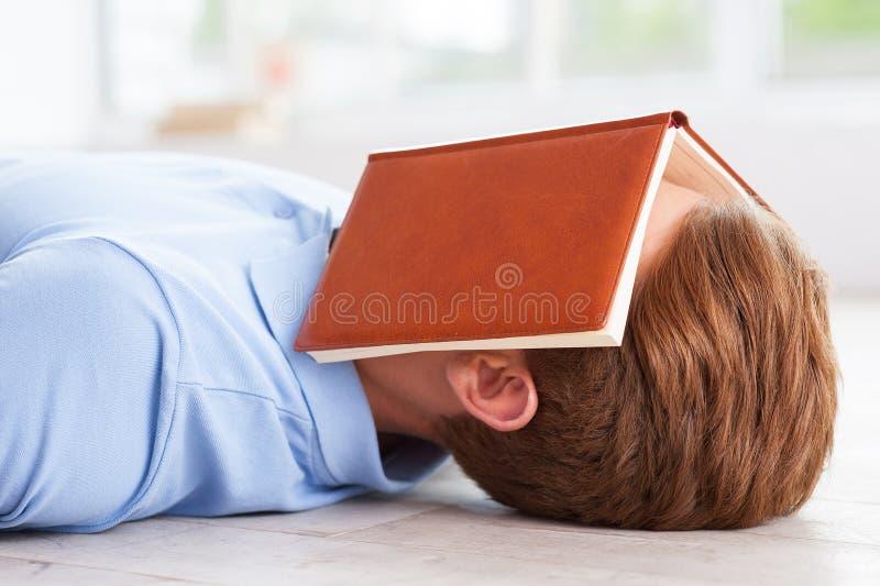 Nudna książka obrazy stock