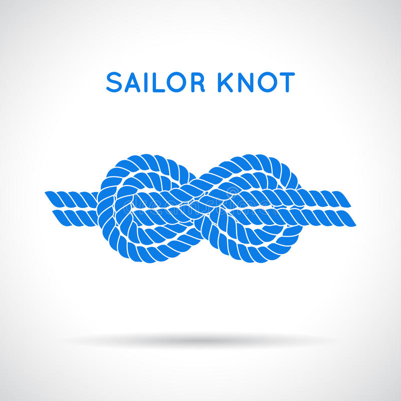 Nudo del marinero libre illustration