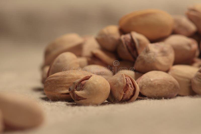Nueces de pistacho imagen de archivo