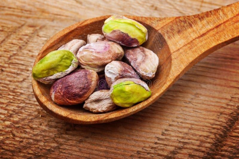 Nueces de pistacho imagen de archivo libre de regalías