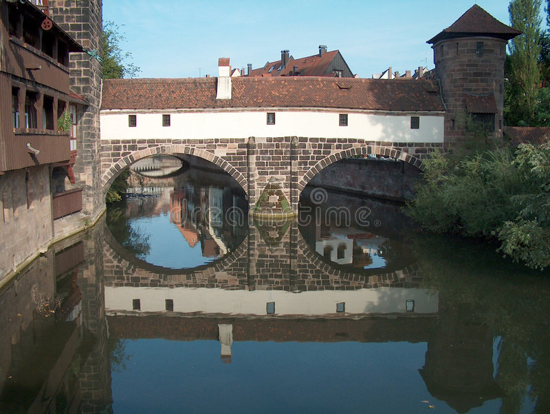 Download Nuernberg - Germany stock photo. Image of antique, historic - 29612