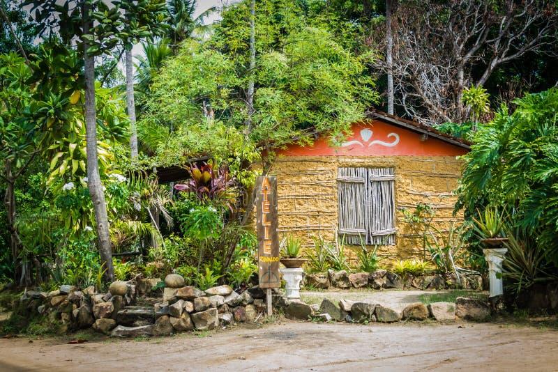 Nuestra señora de Nazaret, Pernambuco - el Brasil foto de archivo libre de regalías