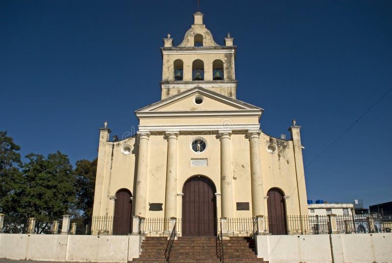 Nuestra Senora Del Carmen kościół, Santa Clara, Kuba obraz stock