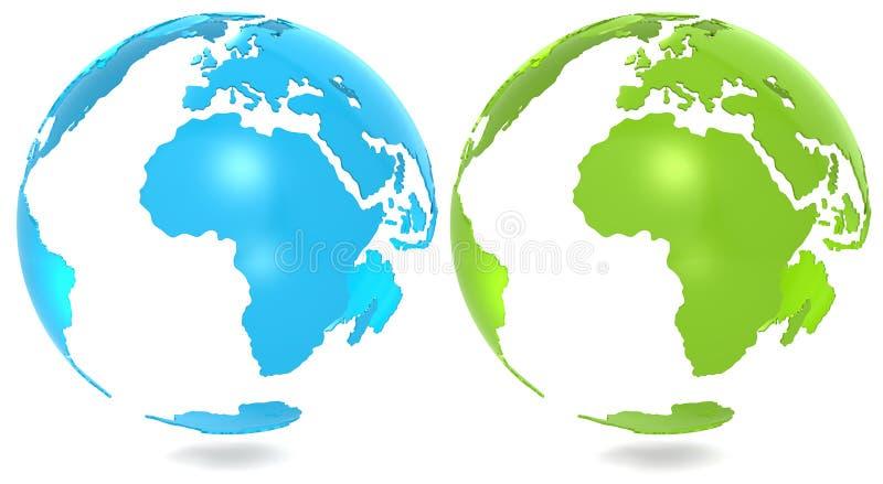 Nuestro planeta. ilustración del vector