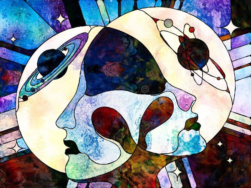 Nuestros universos libre illustration