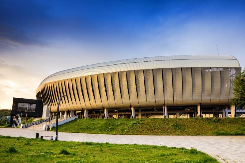 Download Nueva Arena De Cluj En Cluj-Napoca Imagen editorial - Imagen de abierto, fútbol: 41920400