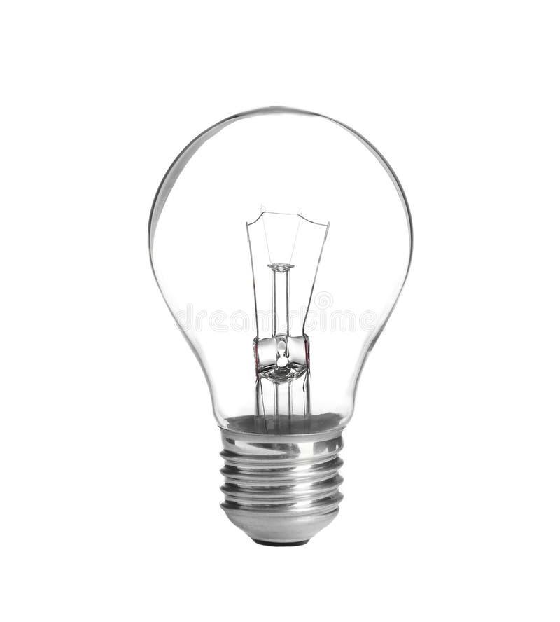 Nueva bombilla incandescente para las lámparas modernas fotos de archivo libres de regalías