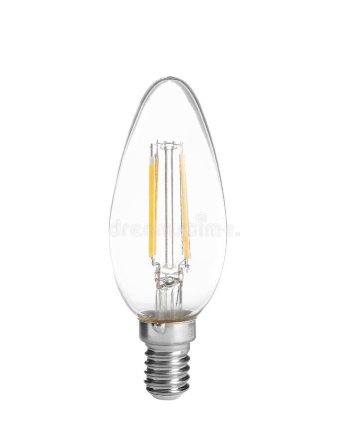 Nueva bombilla incandescente para las lámparas modernas foto de archivo libre de regalías