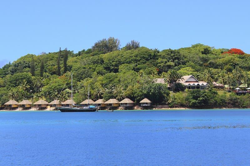 Nueva Caledonia - Noumea foto de archivo libre de regalías
