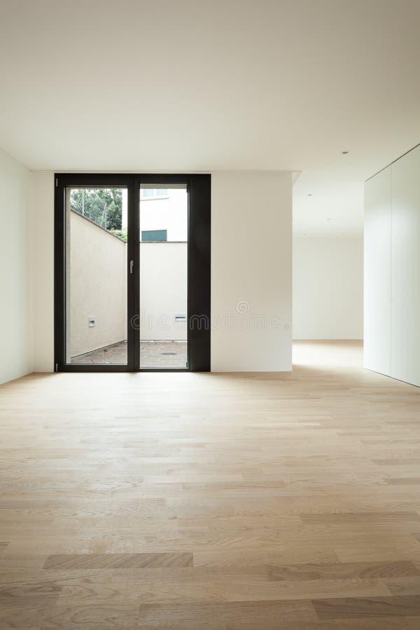 Nueva casa interior fotografía de archivo libre de regalías