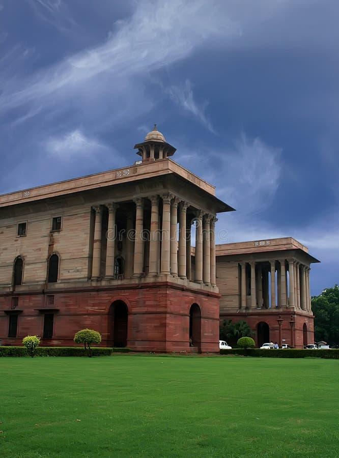 Nueva Deli, la India imagen de archivo
