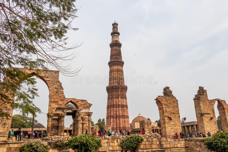 Nueva Deli, la India - febrero de 2019 E En 72 r r foto de archivo libre de regalías